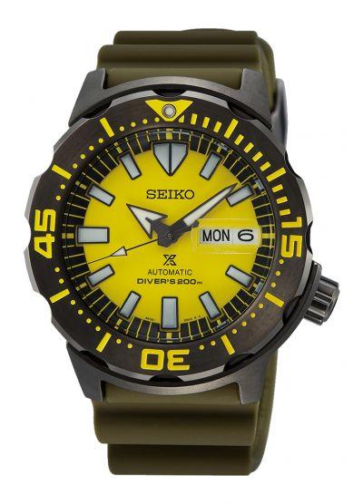 """Seiko Asia Special Edition"" Prospex SRPF35K1"